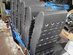 Ковш норийный металлический база В-110