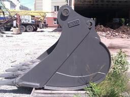 Ковш скальный для гусеничного экскаватора с VOLVO EC460