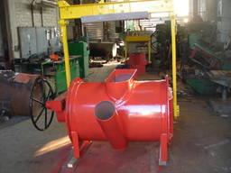 Ковши для разлива жидкого метала от 50 до 2000 кг