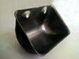 Ковши норийные цельнотянутые (штампованые)