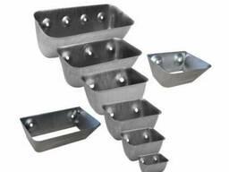 Ковши норийные металлические цельнотянутые применяются для т - фото 1