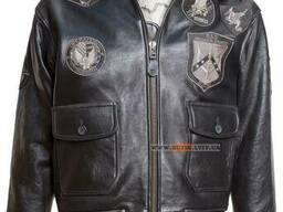 Кожаная куртка Top Gun Official Signature Series Jacket e0c485010cb4b