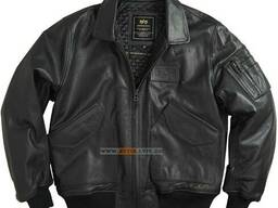 Кожаная летная куртка Leather CWU 45/P Flight Jacket