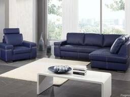 Кожаная мебель, кожаные кресла, кожаные диваны Etap - Sofa К
