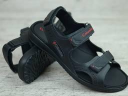 Кожаные сандалии Columbia 2