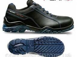 Кожаные туфли с водоотталкивающей пропиткой tornado low s3