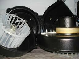 Кожух, радиатор отопителя с вентилят-ми в сб.,250-8101096-40