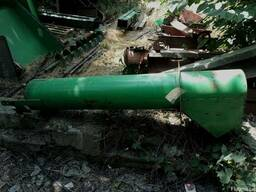 Кожух шнека зернового наклонный ДОН-1500А - фото 1