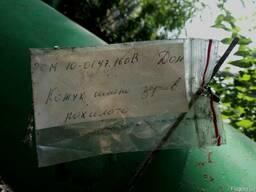 Кожух шнека зернового наклонный ДОН-1500А - фото 2