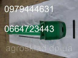 Кожух зернового шнека наклонный ДОН-1500А