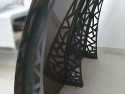 Навес, козырек из монолитного поликарбоната 3мм-Одеса цена