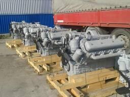 Двигатель ЯМЗ 236М2-1000016-39