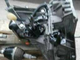КПП механическая 1. 2 TCE Renault clio TURBO 201 год JH3 185