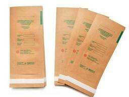 Крафт пакеты 75х150 мм, 100 шт, Медтест, СтериМаг, для. ..