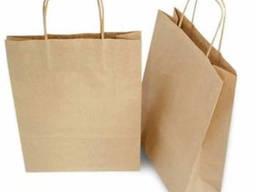 Крафт пакеты, крафт пакет, бумажные пакеты, бумажный пакет