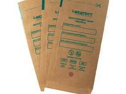 Крафт-пакеты, универсальные, для всех видов стерилизаци. ..