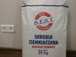 Крахмал картофельный B. E. S. T. (Польша), высший сорт