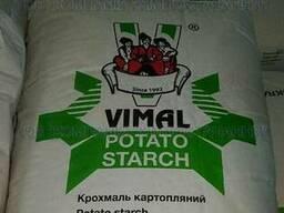 Крахмал картофельный Экстра, Украина