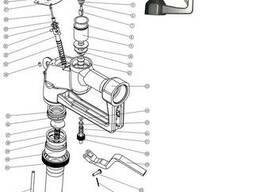 Кран 300 л/мин. Механический топливораздаточный пистолет