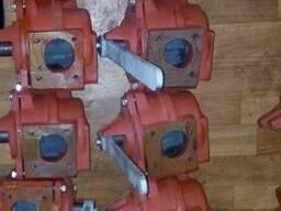 Кран 4-х ходовой на ассенизатор