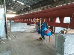 Кран-Балка опорная 5тонн 22.5м