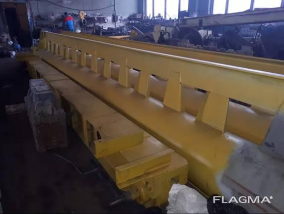 Кран балка опорная , труба .5 тонн 22,5 м