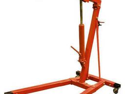 Кран гидравлический, 2 т, h подъема 25–2382 мм, складной. ..