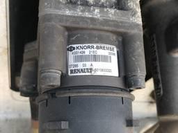 Кран главный тормозной б/у Renault Magnum рено магнум DXI460