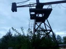 Кран КПБ-3м