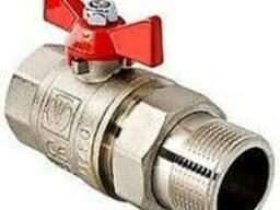 Кран кульовий муфт. ВBP SD ручка Pn-2. 5 MP купить цена гост