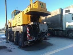 Кран Liebherr LTM1090
