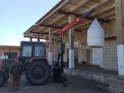 Кран маніпулятор KOZAK-U до трактора