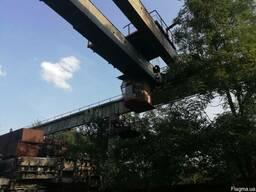 Кран мостовий