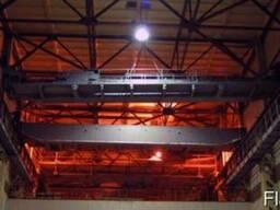 Кран мостовой 50/10 тонн
