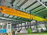 Кран мостовой электрический двухбалочный г/п 6,3 т. - фото 3