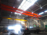 Кран мостовой электрический двухбалочный г/п 6,3 т. - фото 4