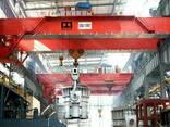 Кран мостовой металлургический ковочный - фото 4