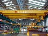 Кран мостовой металлургический ковочный - фото 6