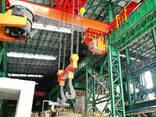 Кран мостовой металлургический ковочный - фото 2