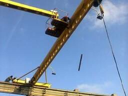Кран мостовой однобалочный подвесной, опорный