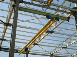 Кран мостовой, кран-балка опорная, подвесная 1-10 тонн.