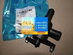 Кран отопителя камаз 1001-8105160
