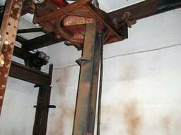 Кран подвесной 2-х опорный г/п 2т/Тельфер/Кран штабелёр - фото 4