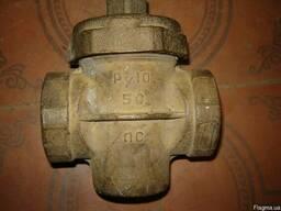 Кран пробковый 11Б6бк(пз 33015) Ду 15-Ду50 Ру10 - фото 3