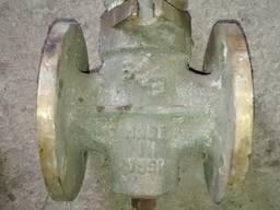 Кран пробковый бронзовый 11б7бк ду25, 40, 50, 80
