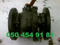 Кран шаровой Ду100/100, Ду80/80 под масло, фуз подсолнечный