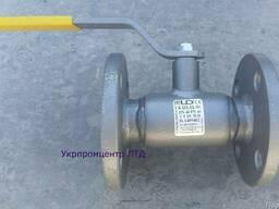 Кран шаровый фланцевый для газа и воды КШЦФ