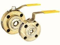 Кран шаровый КЗК-41 нержавеющий ДУ-40 (газ, нефть)