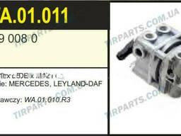 Кран тормозной главный Mercedes, DAF (Wabco) Ports: 8 x. ..