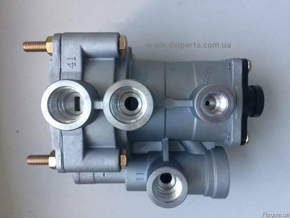 Кран управления тормозом прицепа,5001850556, AB2854, II33044